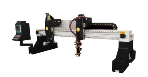 Портальный автомат для резки труб